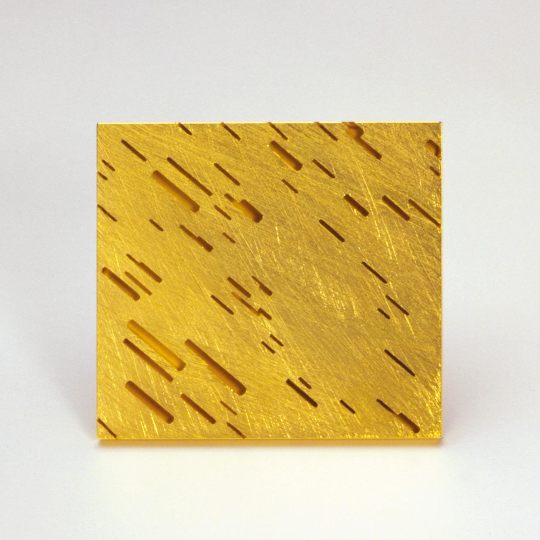 Brosche  2000  Gold  750  55x50  mm