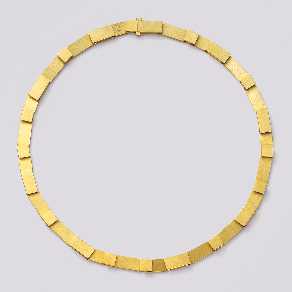 necklace  2000  gold  750  445x7  mm