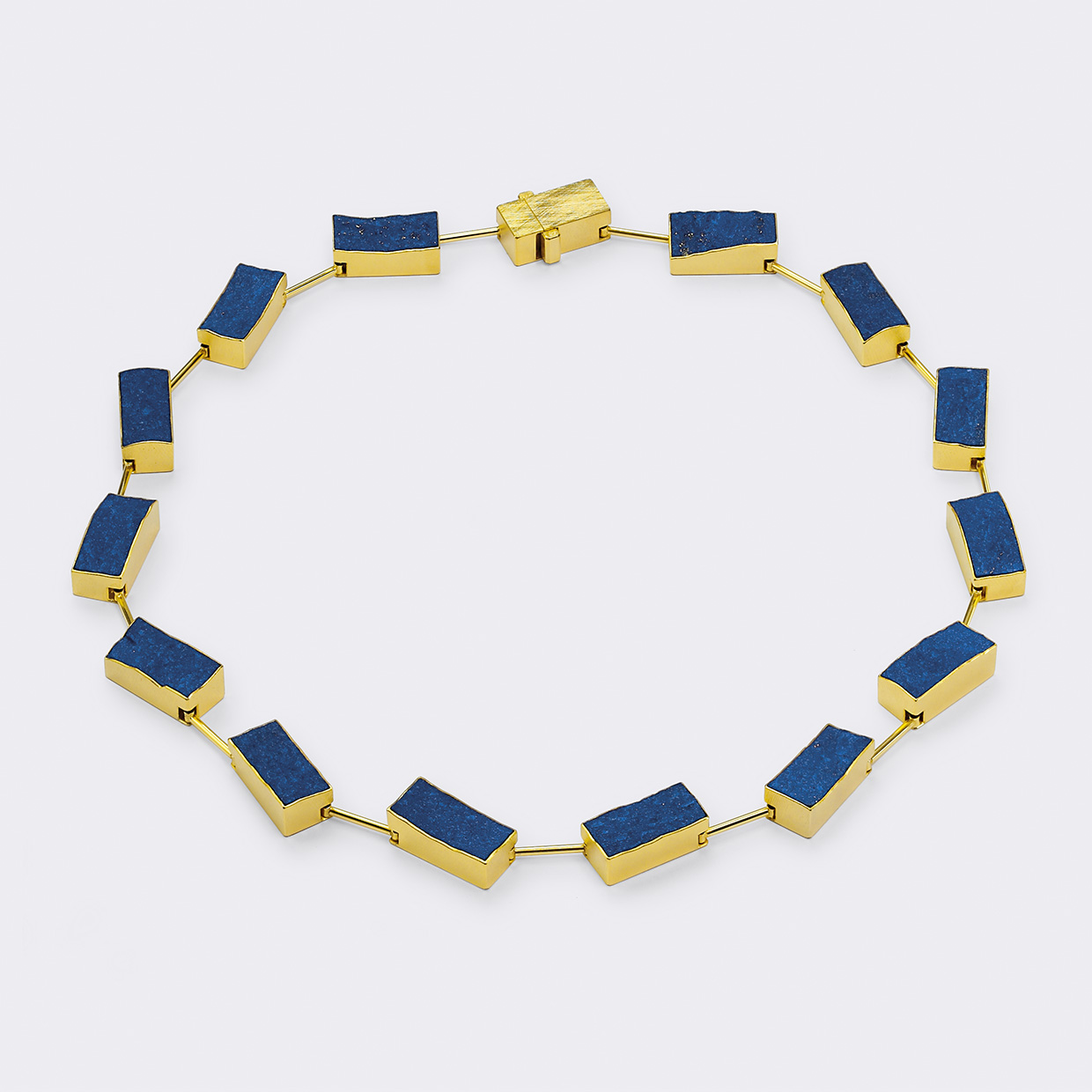 necklace  2012  gold  750  lapislazuli  490x8  mm