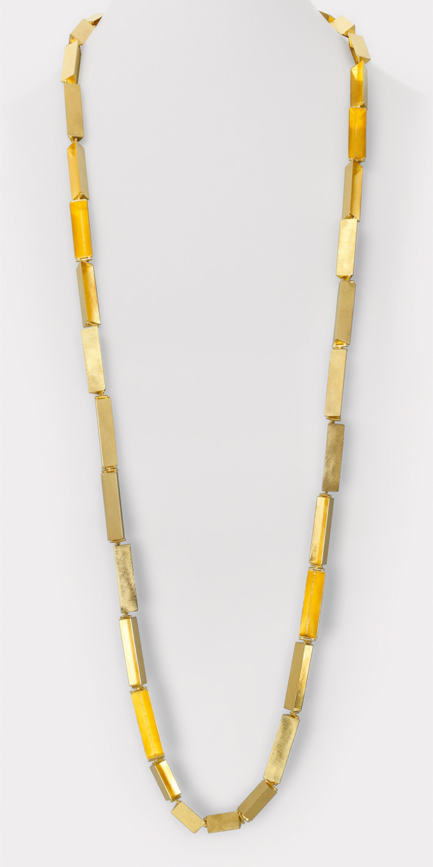 necklace  2014  gold  750  1165x01x10  mm