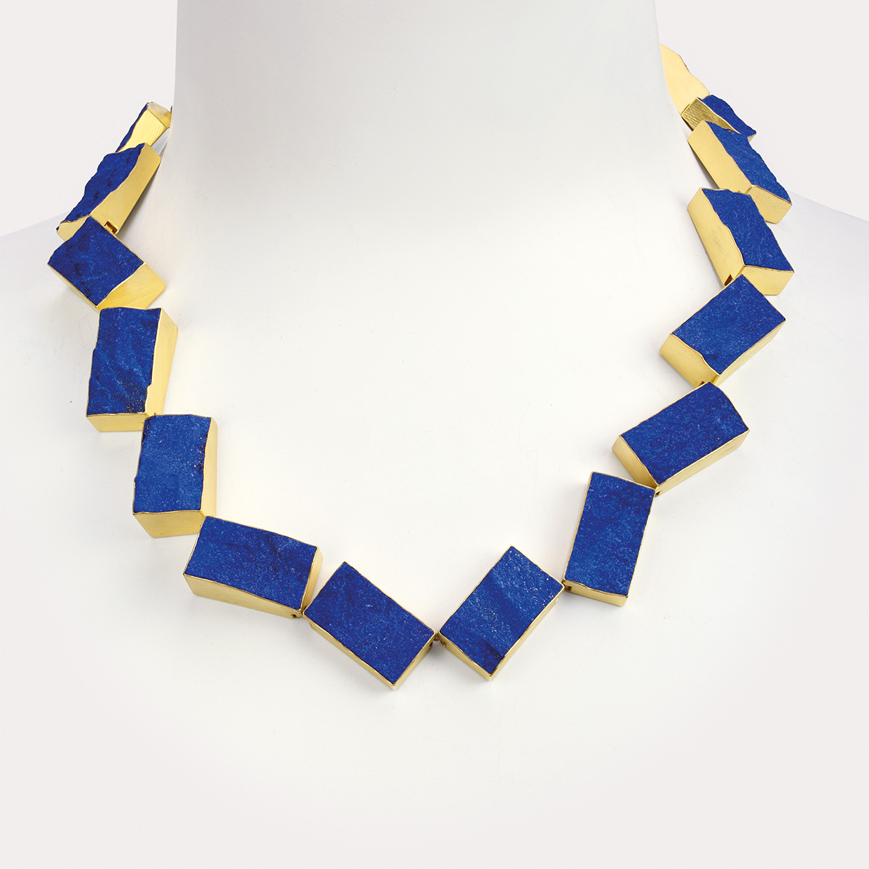 necklace  2016  gold  750  lapislazuli  540x25  mm