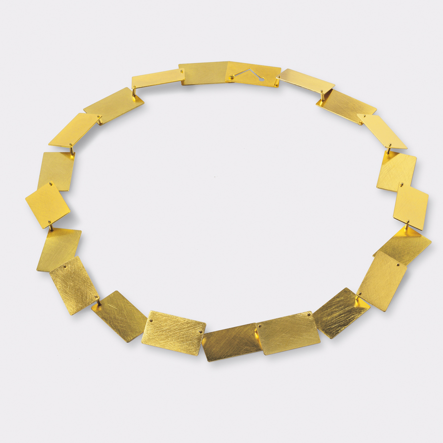 necklace  2012  gold 750  520x15  mm