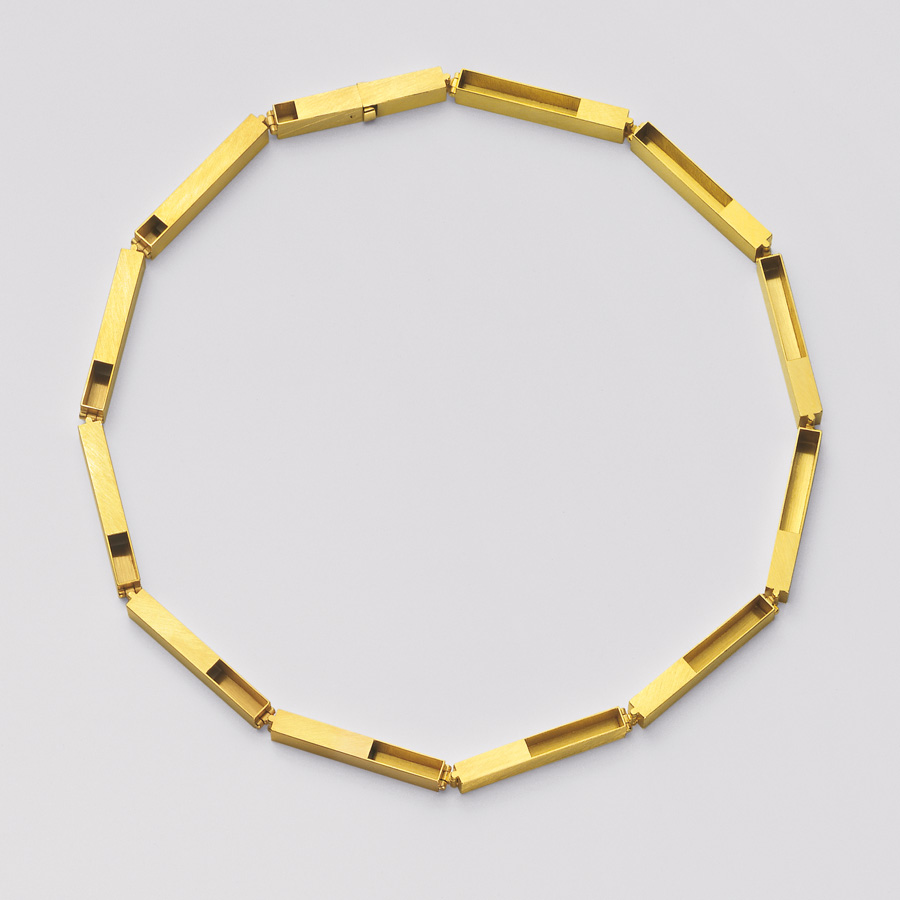 necklace  2006  gold 750  466x5  mm