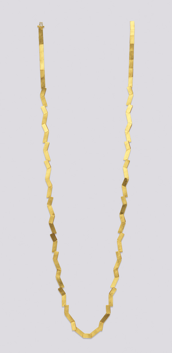 necklace  2009  gold 750  1230x8  mm