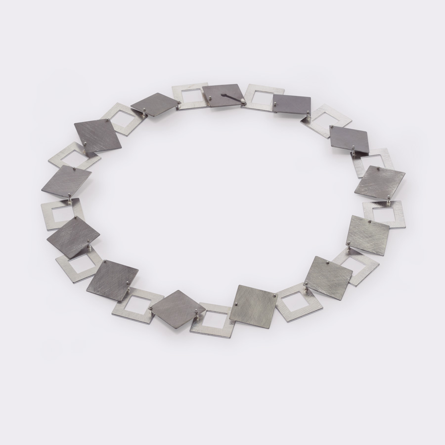 necklace  2011  silber925  titan  475x20  mm