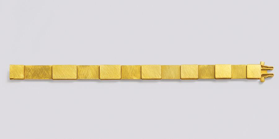 bracelet  2008  gold  750  178x10x4  mm