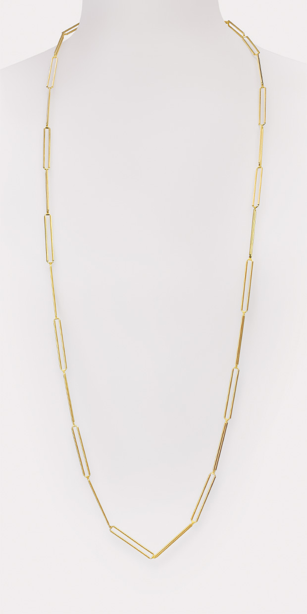 necklace  2015  gold  750  1130x6  mm
