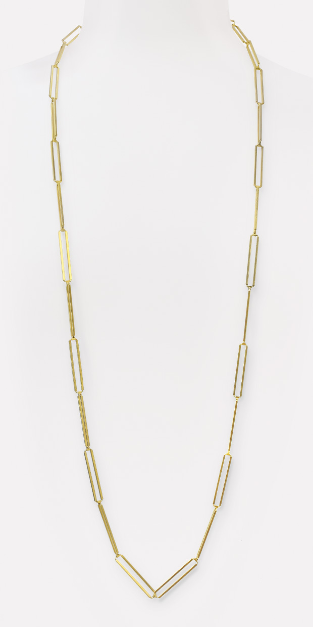 necklace  2018  gold  750  1155x6,5  mm