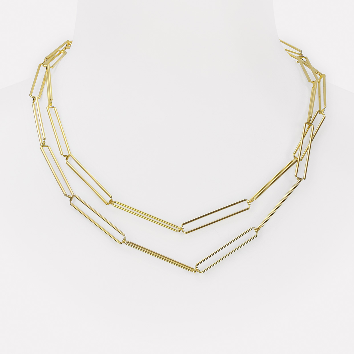 necklace  2018  gold  750  1160x6,5mm
