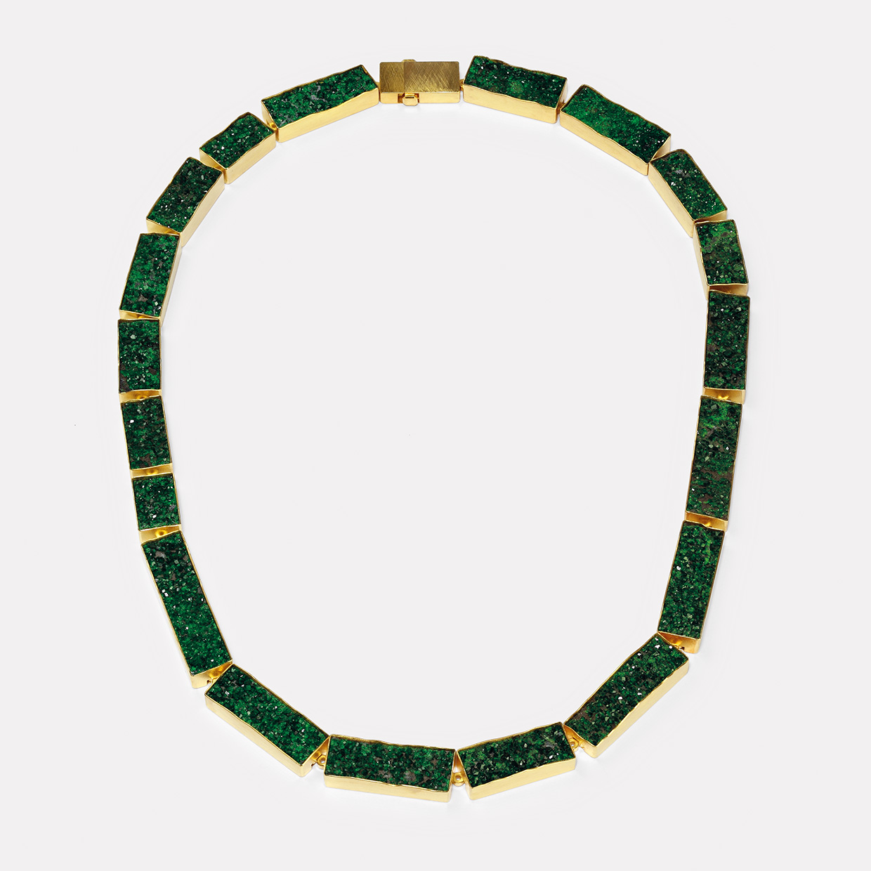 necklace  2018  gold  750  uwarowit  570x11  mm