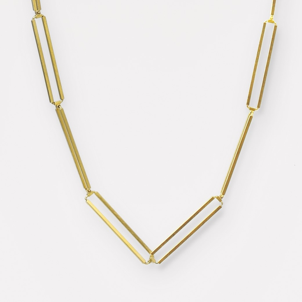 necklace  2018  gold 750  1155x6,5mm