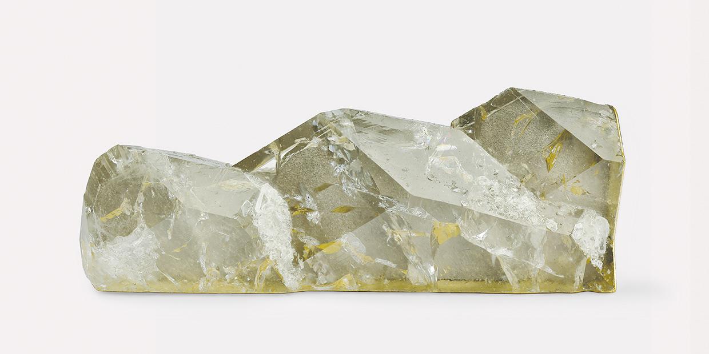 brooch  2019  gold  750  fadenquarz  80x30  mm
